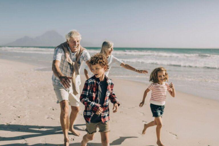 Dziadkowie i wnuki – szczególna więź