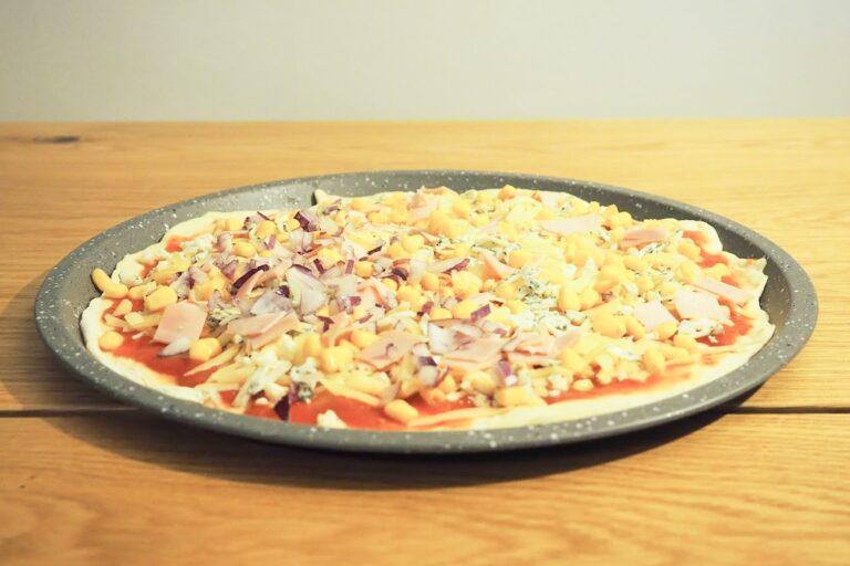 Przepis na pizzę dla całej rodziny!