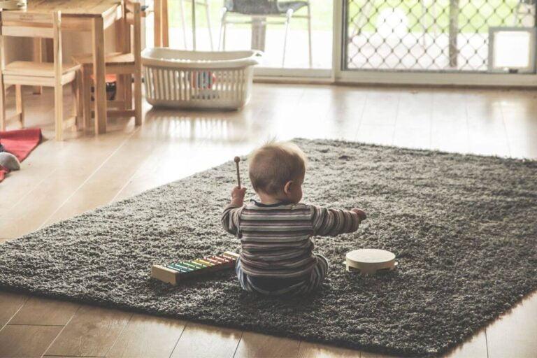 Rola zabawy w rozwoju małego dziecka