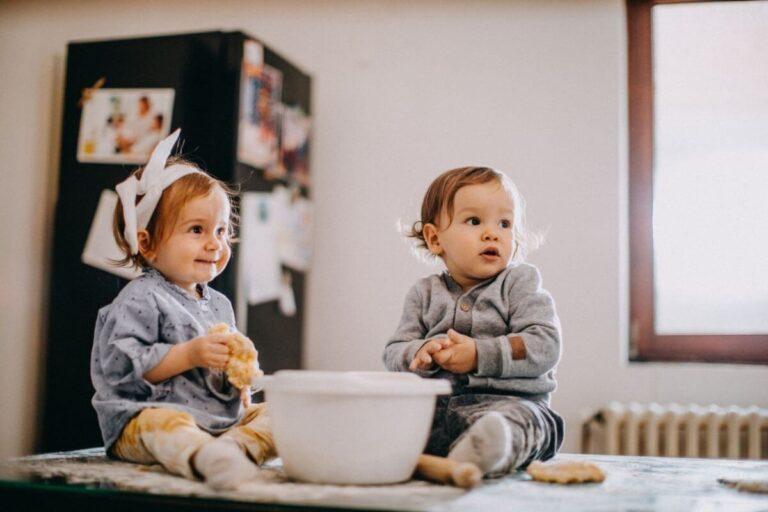 Nierozerwalni w domu, czyli sposoby na zabawę z małym dzieckiem