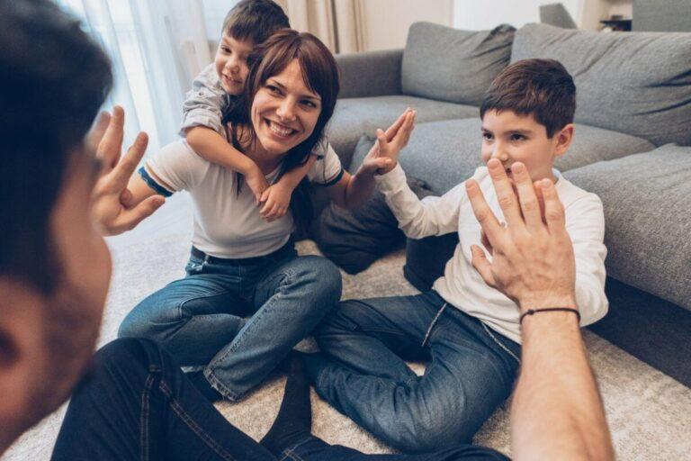 Odkryj w rodzinie swoje mocne strony